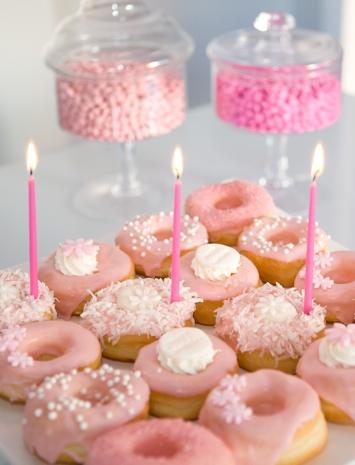 Doughnut Cake To Go